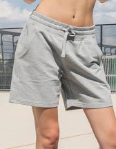 Ladies` Terry Shorts