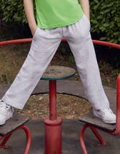 Lightweight Open Hem Jog Pants Kids